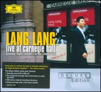 Lang Lang Live at Carnegie Hall [Deluxe Edition] [CD & DVD] - Lang Lang (piano)