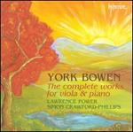 Bowen-Viola and Piano Works