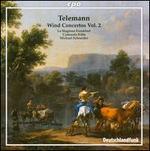 Telemann: Wind Concertos, Vol. 2