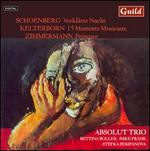 Schoenberg: Verkl�rte Nacht; Kelterborn: 15 Moments Musicaux; Zimmermann: Pr�sence