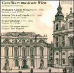 Mozart: Sinfonie, K. 550; Michael Haydn: Violin Concerto; Schubert: Sinfonie No. 5