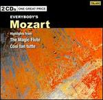 Mozart: the Magic Flute & Cosi Fan Tutte (Highlights) [2 Cd]