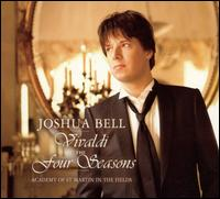 Vivaldi: The Four Seasons - John Constable (continuo); John Constable (harpsichord); Joshua Bell (violin); Academy of St. Martin-in-the-Fields