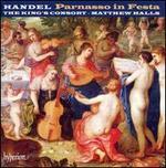 George Frideric Handel: Parnasso in Festa