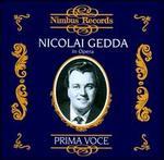 Prima Voce: Nicolai Gedda in Opera