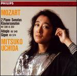 Mozart: 2 Piano Sonatas, KV 330 & 333