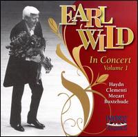 Earl Wild in Concert, Vol. 1 - Earl Wild (piano)