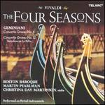 Vivaldi: The Four Seasons - Christina Day Martinson (violin); Julie Leven (violin); Laura Jeppesen (viola); Martin Pearlman (harpsichord);...