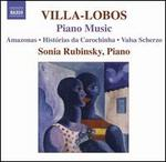 Villa-Lobos: Piano Music, Vol. 7