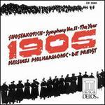 """Shostakovich: Symphnoy No. 11 """"The Year 1905"""""""