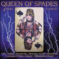 Tchaikovsky: Queen of Spades - Great Scenes - Alexei Maslov (baritone); Dmitri Hvorostovsky (baritone); Marina Domashenko (mezzo-soprano); Sergei Larin (tenor);...