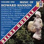 Hanson: Music of Howard Hanson, Vol. 1