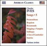 Charles Ives: Complete Songs, Vol. 5