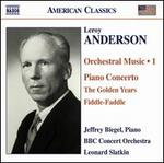 Leroy Anderson: Orchestral Music, Vol. 1