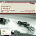 Hans Werner Henze: Symphonie No. 8; Nachtstncke und Arian; Die Bassariden