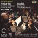 "Hindemith: Klaviermusik mit Orchester; Dvor�k: Symphony No. 9 ""From the New World"""