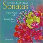 Dohn�nyi, Kod�ly, Strauss: Sonatas