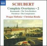Franz Schubert: Complete Overtures, Vol. 2