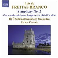 Lu�s de Freitas Branco: Orchestral Works, Vol. 2 - RT� National Symphony Orchestra; Alvaro Cassuto (conductor)