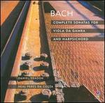 Bach: Complete Sonatas for Viola da Gamba and Harpsichord