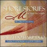 Short Stories: A Collection of Music for Two Harps by Charles Salzedo