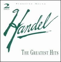 Handel: The Greatest Hits - Andrew Davis (harpsichord); Anna Lelkes (harp); Camerata Academica Wurzburg; Camerata Romana; Eberhard Kraus (organ);...