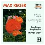 Max Reger: Concerto In Olden Style