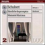 Schubert: Complete Impromptus; Moments Musicaux
