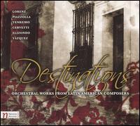 Destinations - Monika Knoblochov� (harpsichord); Richard Stoltzman (clarinet)