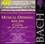 Bach: Musical Offering; Canons