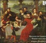 Roland de Lassus: Bonjour mon coeur