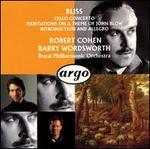 Arthur Bliss: Cello Concerto; Meditations On A Theme Of John Blow