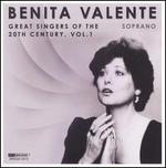 Benita Valente, Soprano