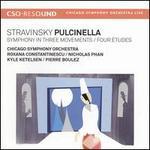 Pulcinella: Symphony in Three