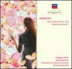 Prokofiev: Violin Concertos Nos. 1 & 2; Piano Concerto No. 3