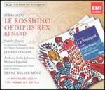 Igor Stravinsky: Le Rossignol; Renard; Oedipus rex