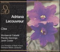 Cilea: Adriana Lecouvreur - Attilio d'Orazi (vocals); Claudie Saneva (vocals); Emmy Greger (vocals); Gerard Friedmann (vocals);...