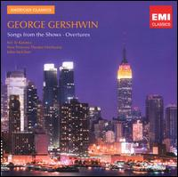 Gershwin: Songs from the Shows; Overtures - Kiri Te Kanawa (soprano); New Princess Theatre Orchestra; John McGlinn (conductor)