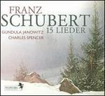 Franz Schubert: 15 Lieder