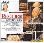 Mozart: Requiem; Laudate Dominum
