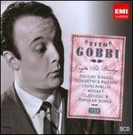 Icon: Tito Gobbi-the Complete Solo Recordings