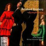 Bernhard Romberg: Symphonien