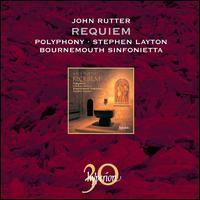 John Rutter: Requiem - Andrew Knights (oboe); Howard Nelson (flute); Libby Crabtree (soprano); Lionel Handy (cello); Rosa Mannion (soprano);...