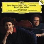 Saint-Saëns: Cello Concerto / Bruch: Kol Nidrei / Lalo: Concerto for Violoncello and Orchestra in D Minor