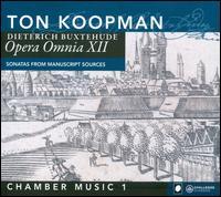 Dieterich Buxtehude: Opera Omnia XII - Catherine Manson (violin); Christine Sticher (violone); David Rabinovich (violin); Jonathan Manson (viola da gamba);...