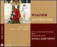Wagner: Tannh�user - Alfred Reiter (bass); Dorothea R�schmann (soprano); Gunnar Gudbjornsson (tenor); Hanno Muller-Brachmann (baritone);...