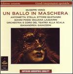 Giuseppe Verdi Un Ballo in Maschera