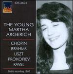 The Young Martha Argerich
