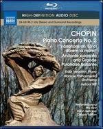 """Chopin: Piano Concerto No. 2; Variations on """"La ci darem la mano"""""""