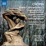 """Chopin: Piano Concerto No. 2; Variations on """"L? ci darem la mano"""""""